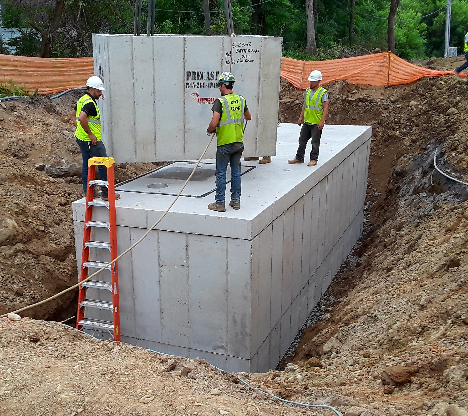 PORTFOLIO - Precast Concrete Sales Company