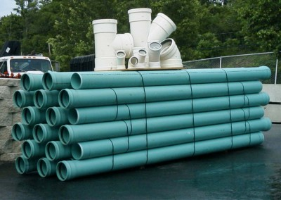 SEWER MATERIALS
