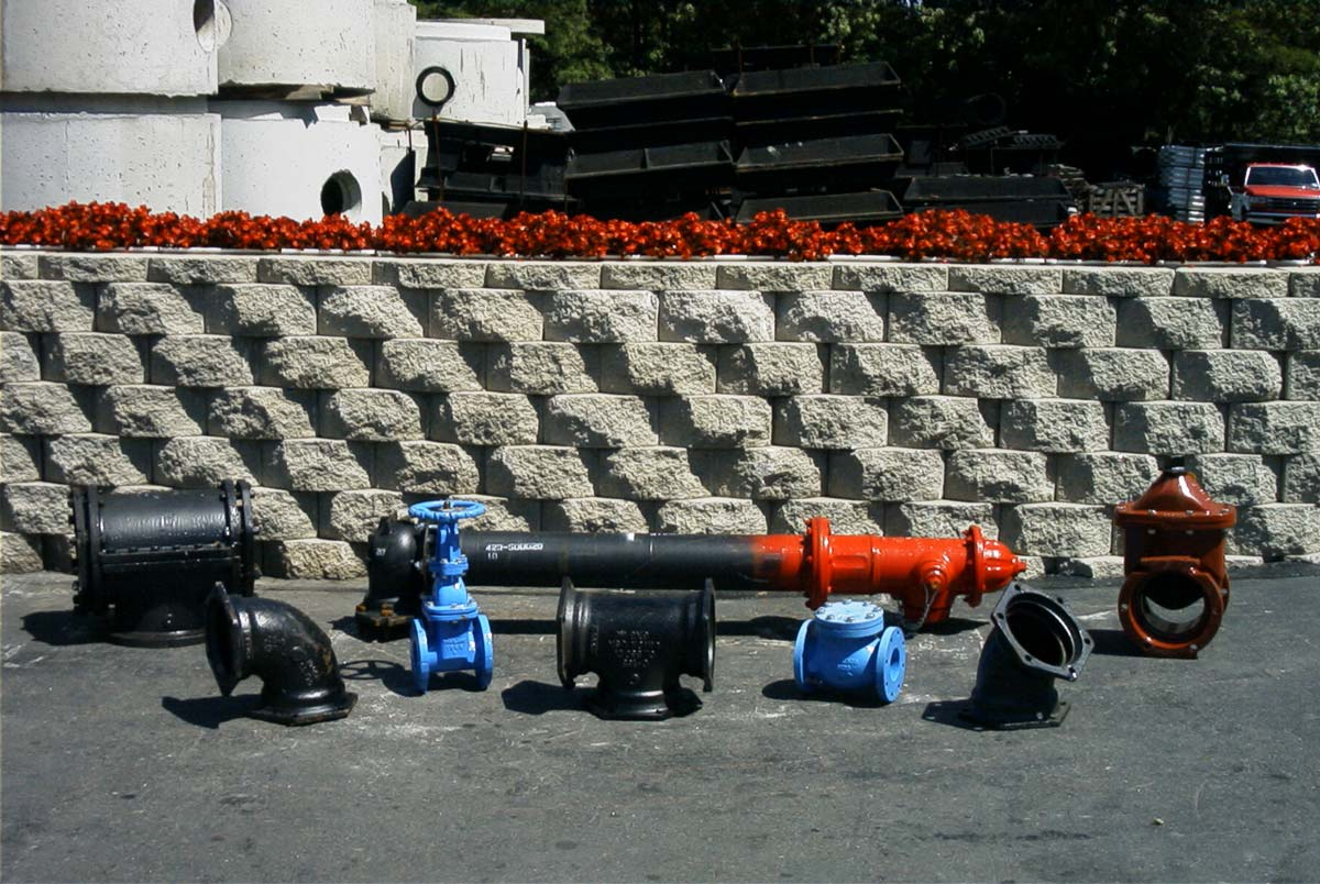 Hydrants and Valves