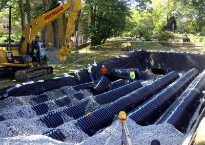 CULTEC STORMWATER SYSTEM