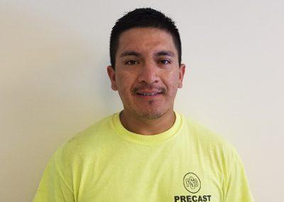 Pedro Angamarca Driver