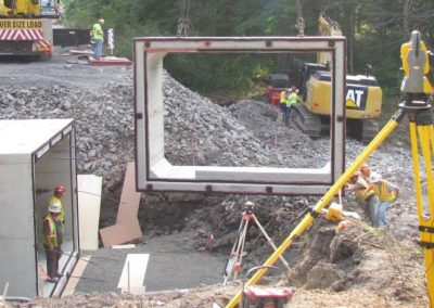 BOX CULVERT - INSTALLED BY CONTRACTOR